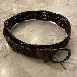 Banana Republic Women's Leather belt